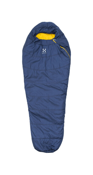 Haglöfs Tarius +1 Sleeping Bag 175 cm Hurricane Blue